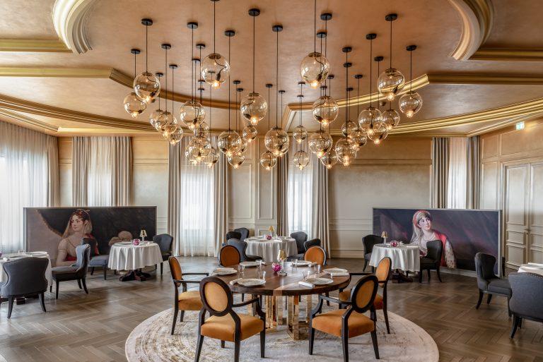 Royal Champagne_Le Royal -Restaurant view(2)