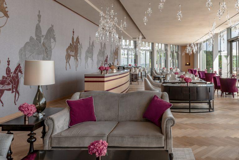 Royal Champagne_Restaurant Le Bellevue