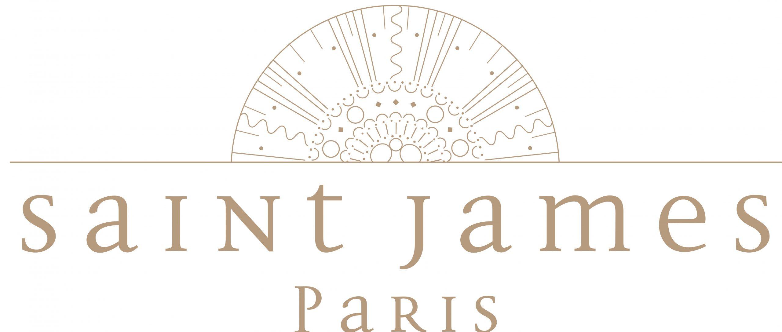 SAINT JAMES PARIS LOGO_LAITON copie