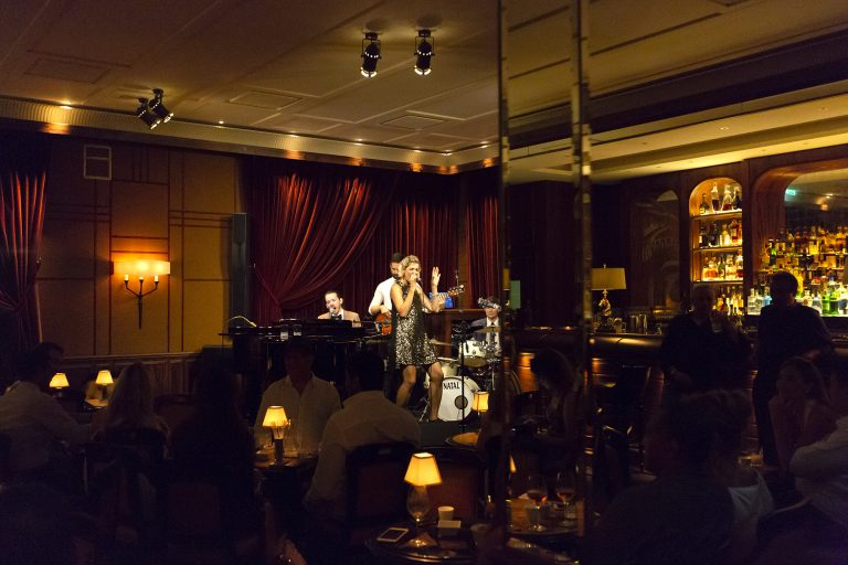 Hôtel de Paris - Bar Americain - Ambiance