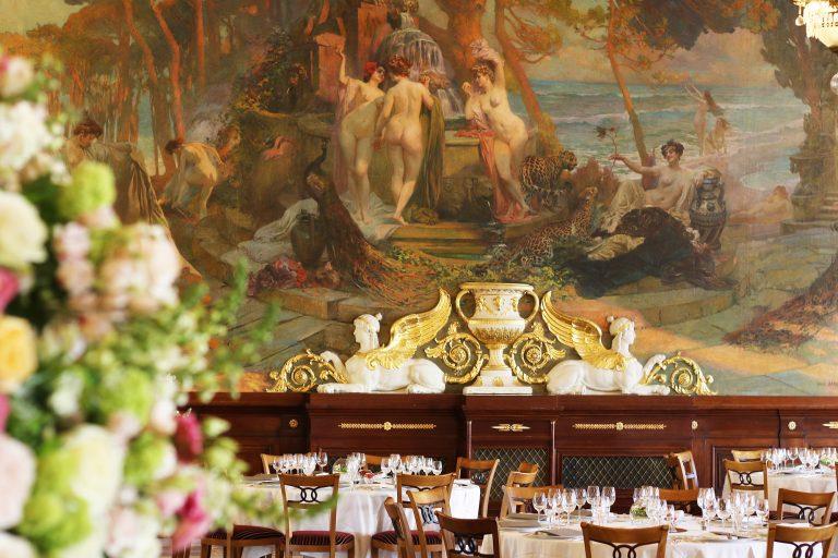 Hôtel de Paris - Salle Empire