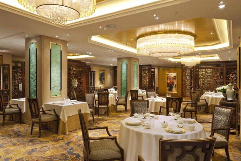 Shang Palace Main Dining Room