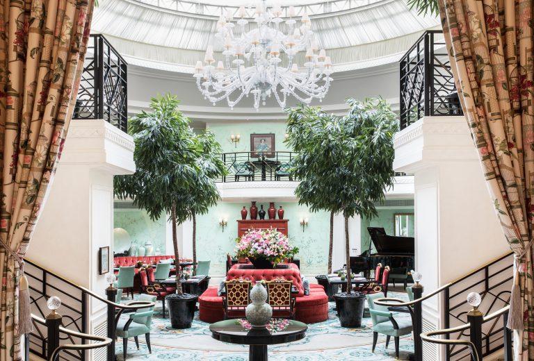 Shangri-La Hotel, Paris_La Bauhinia ©Roberta Valerio