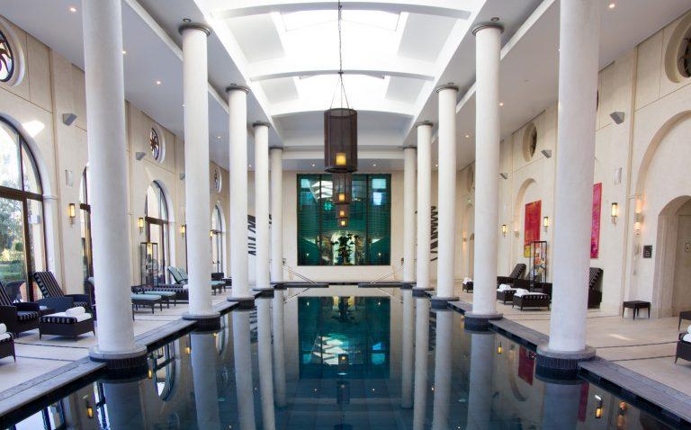 Terre Blanche Spa - piscine