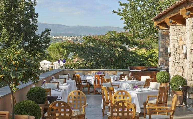 Terre Blanche_Restaurant Le Faventia
