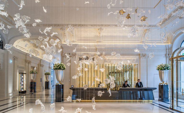 The Peninsula Paris_Paris_Public Spaces & Facade_Lobby With Talent_HR (2)