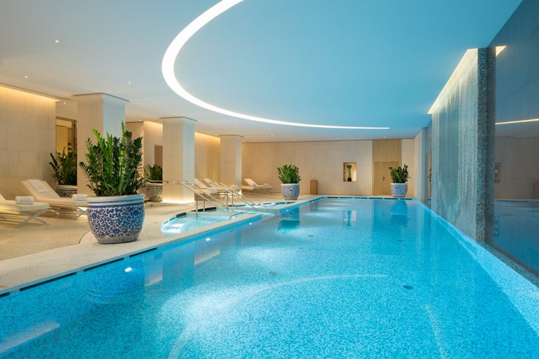 The Peninsula Paris_Paris_Spa_Swimming Pool_LR (4)