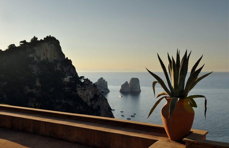 Capri, Private Property (http://www.cedricreversade.com), Italy