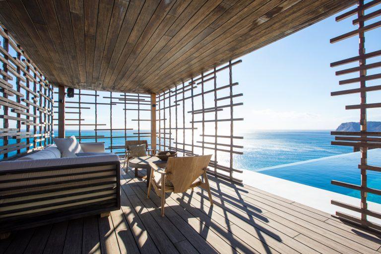 Horizonte - Ibiza www.uniquepropertiesandevents.com