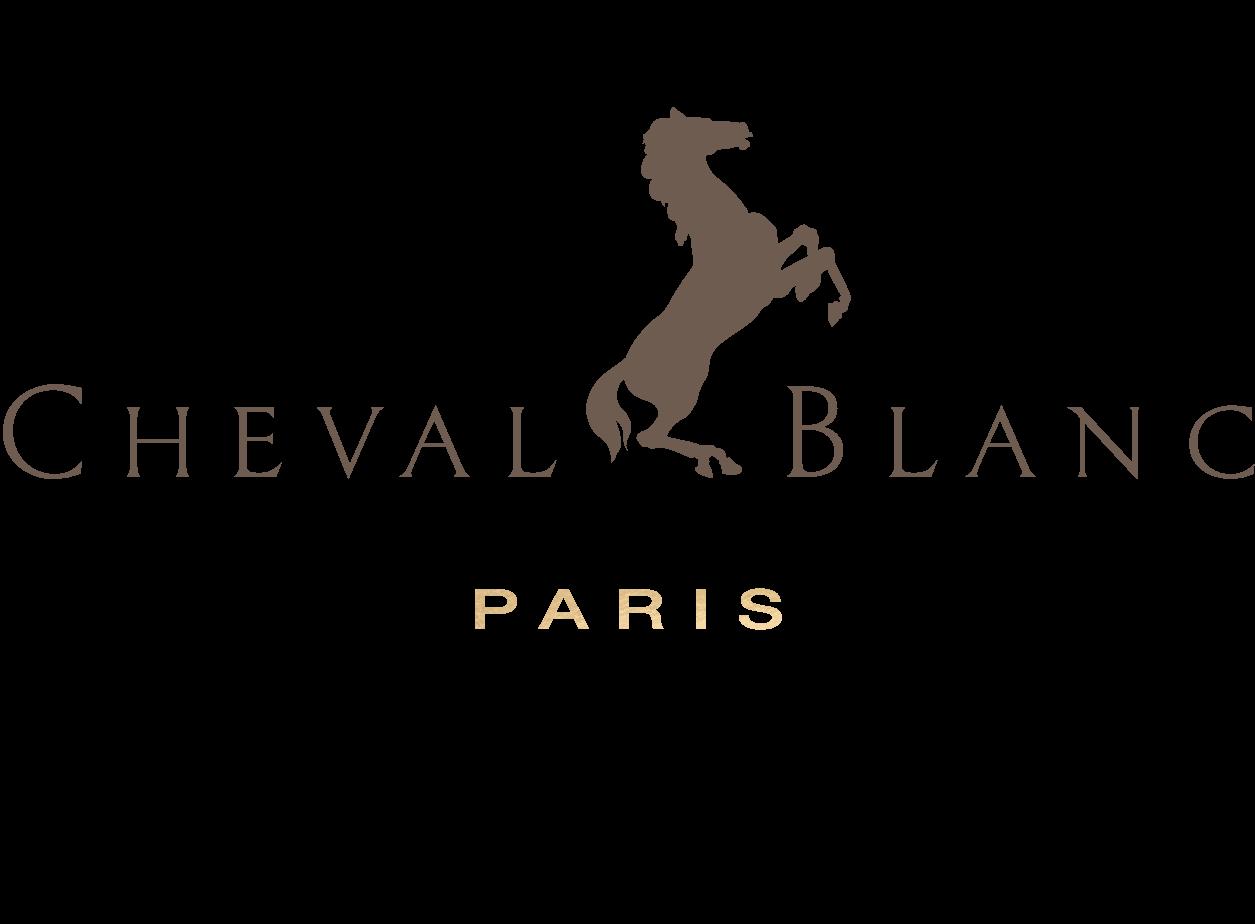 V4 LOGO Cheval Blanc 410-PARIS OR