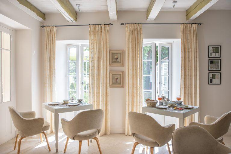 Villa Clarisse_Breakfast room