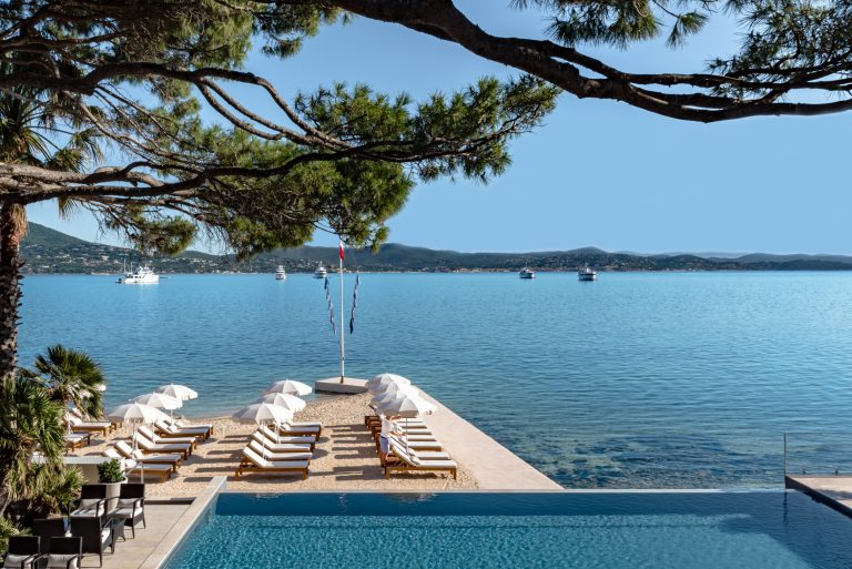 1.2 Cheval Blanc St-Tropez - Pool & Beach_Mr. Tripper 26