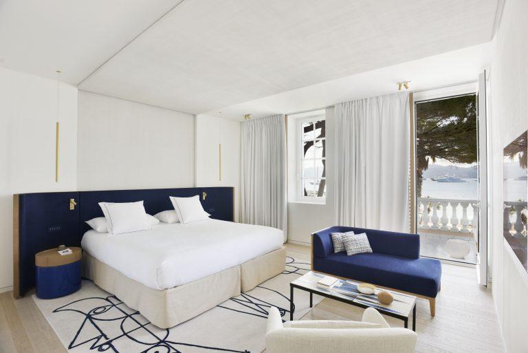 2.1 Cheval Blanc St-Tropez - Duplex Pinède Suite Bedroom_ V Mati_3561