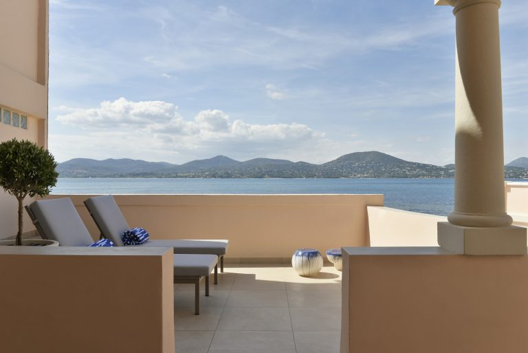 2.1 Cheval Blanc St-Tropez-Sea Suite Terrace View- V Mati-1417