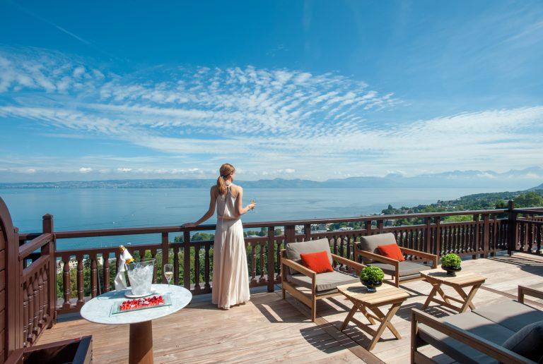 8 - Exclusive suites - Terraces