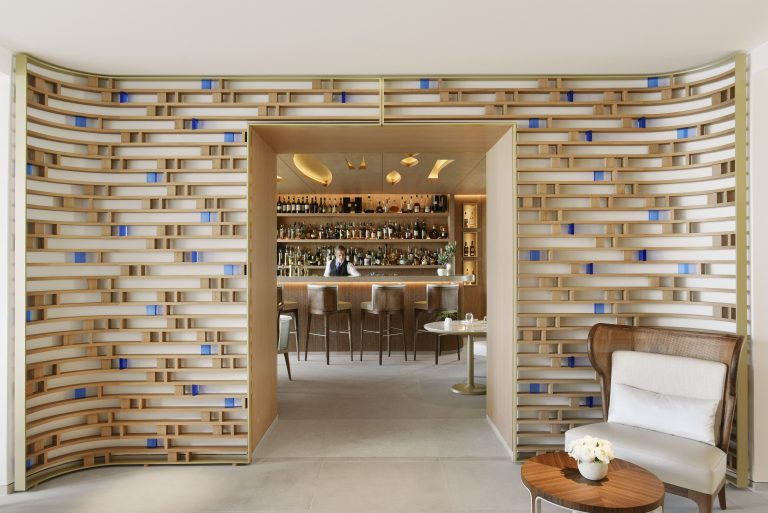 Cheval Blanc St-Tropez - Le Bar