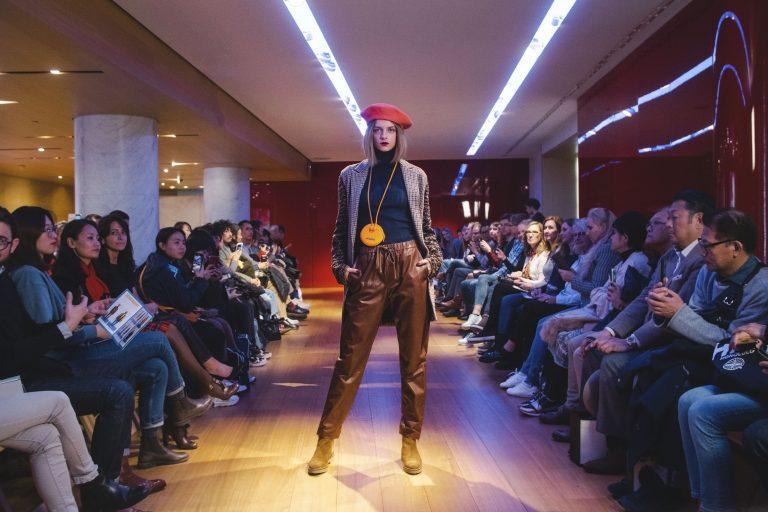 Galeries Lafayette Fashion Shows