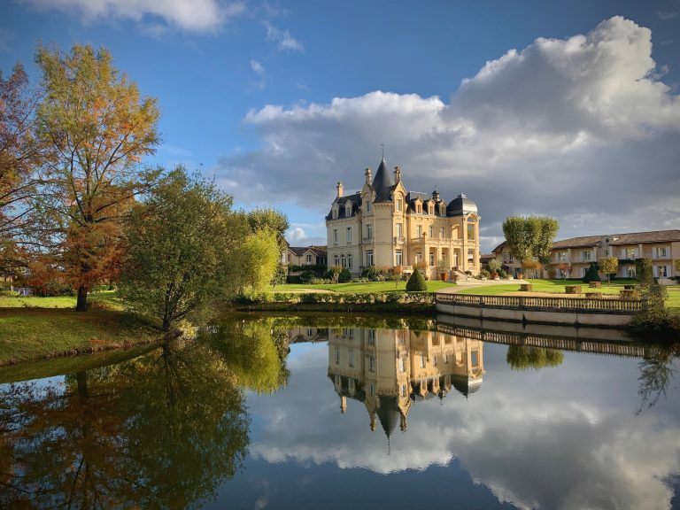 Château Hôtel Grand Barrail - Saint-Emilion