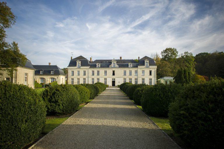 Chateau de Courcelles_Façade principale 4