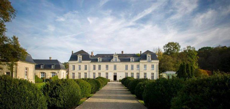 Chateau de Courcelles_Façade principale 8