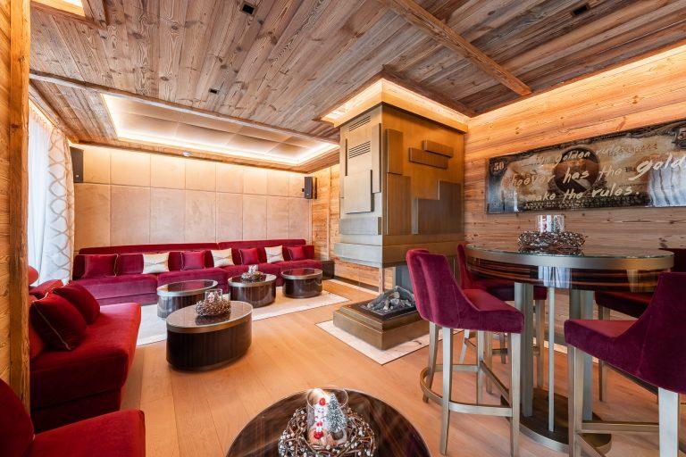Ultima Courchevel Lobby & Bar