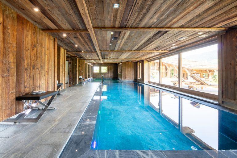 Ultima Megève Spa Swimming Pool - ©Igor Laski