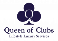 QUEEN OF CLUBS - LOGO