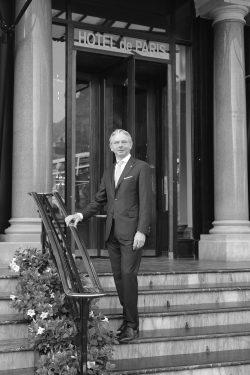Hôtel de Paris - General Manager - Monsieur Ivan Artolli