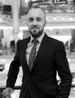 Thierry Vannier photo Thierry Vannier, Director of International Customer Development and Operational Marketing